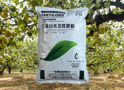 全螯合水溶性肥料